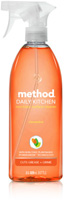 method - non-toxic daily kitchen cleaner clementine
